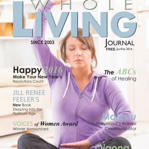 Whole Living Journal JanFeb '16
